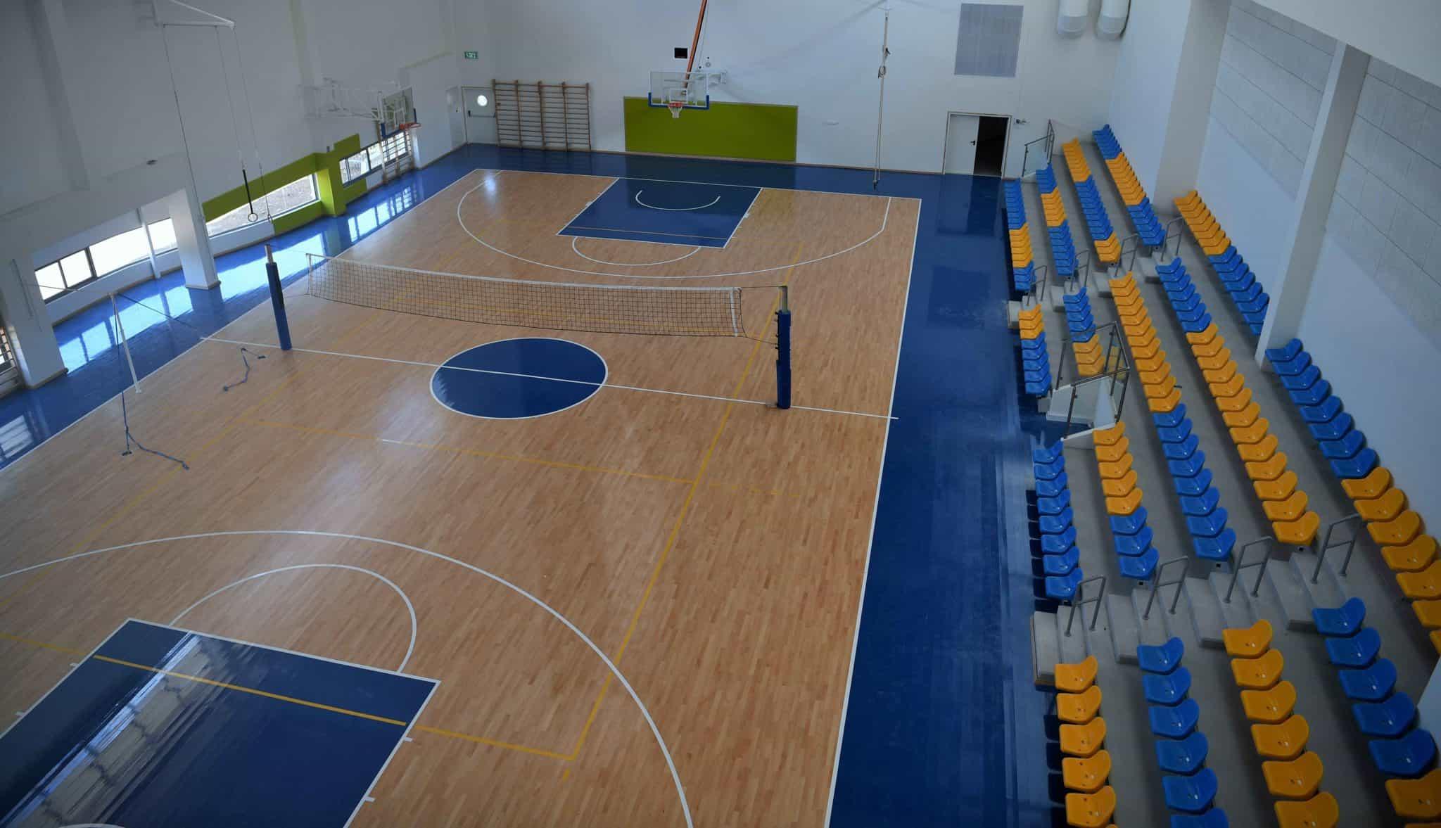 אולמות ספורט חדשים בשכונות חיפה