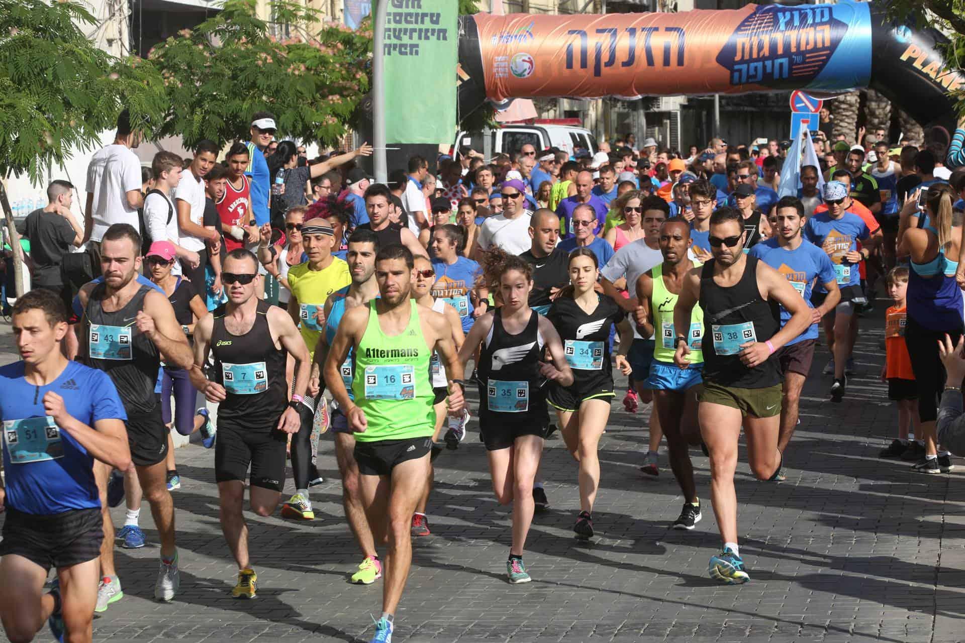 חיפה: מרוץ המדרגות הגדול בישראל בפעם השביעית !