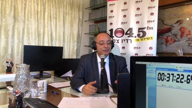 """בשידור ברדיו צפון: ח""""כ אורן חזן מאשים את יו""""ר הכנסת בשחיתות"""