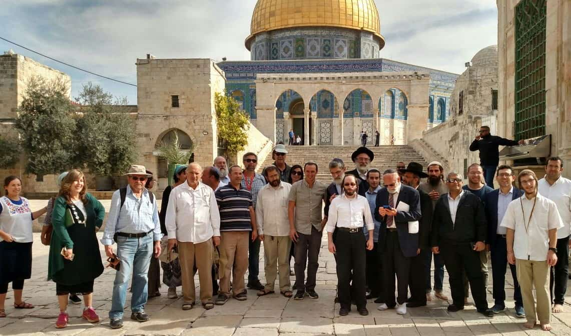 זינוק חד במספר היהודים  שעלו השבוע להר הבית. יותר מפי שניים