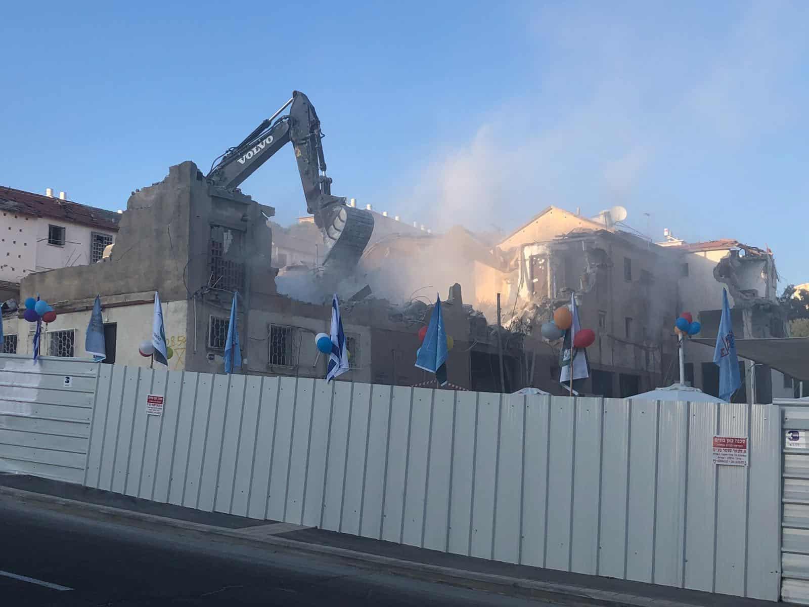 חיפה: תנופת ההתחדשות נמשכת