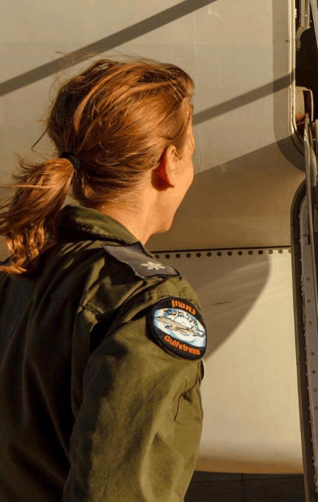 לראשונה בחיל האוויר: אשה מונתה כמפקדת טייסת