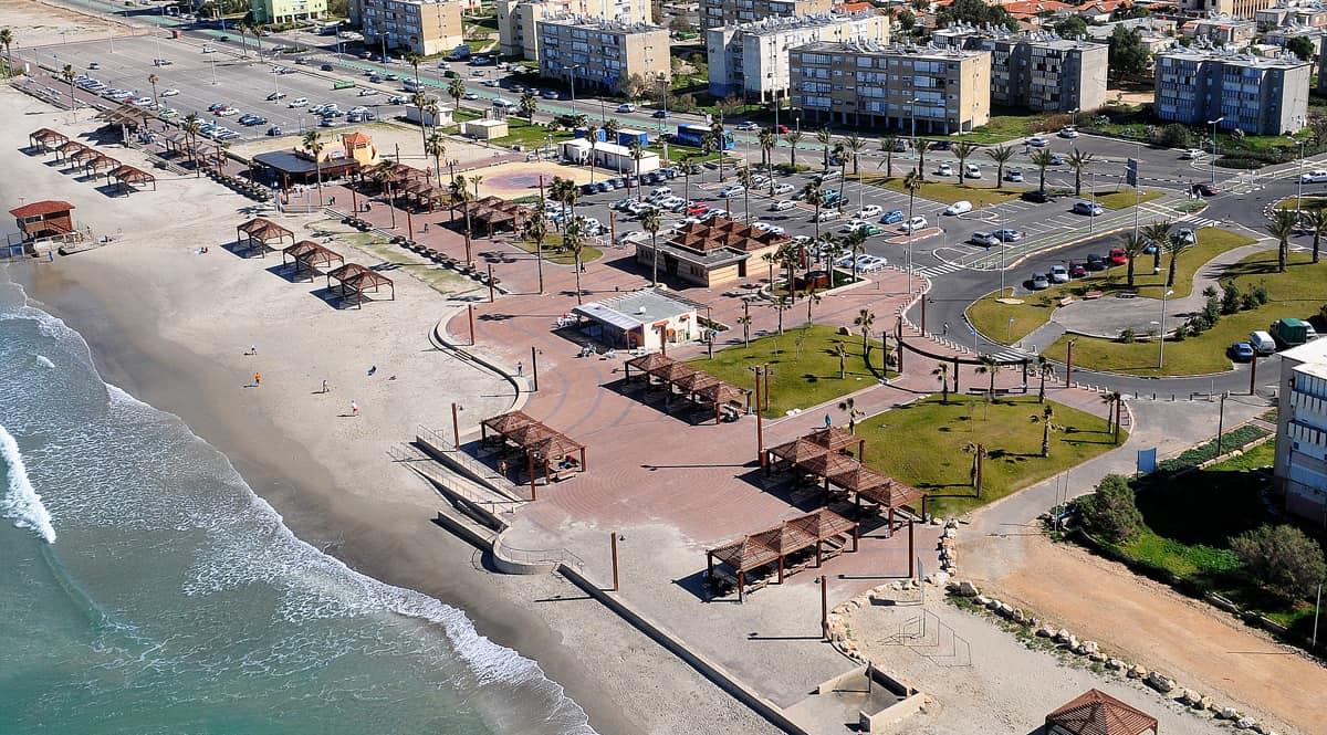 שני חופי רחצה חדשים בחיפה
