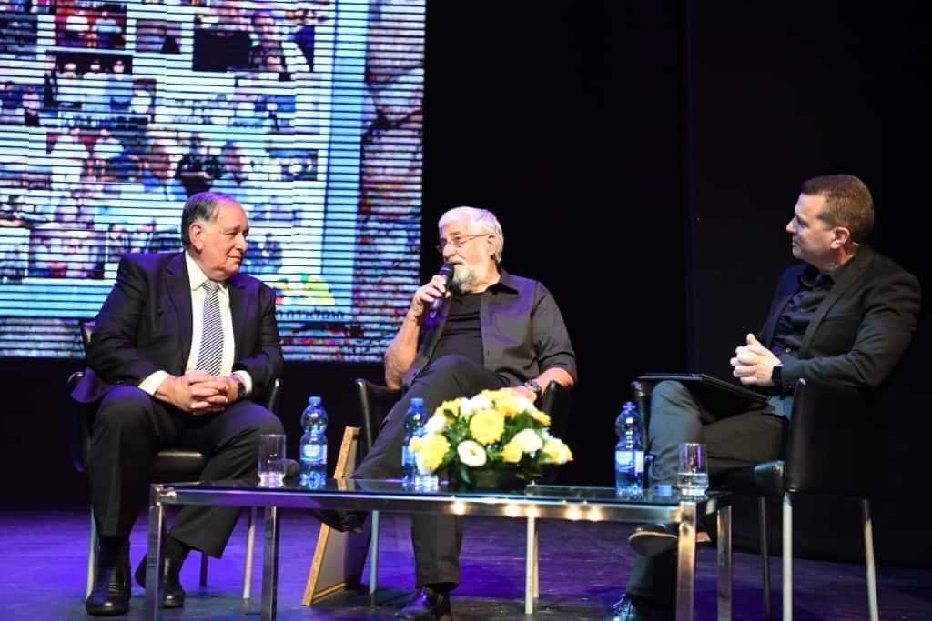 הגימליאדה בחיפה: כיום מתגוררים בעיר 75 תושבים אשר חצו את גיל ה – 100