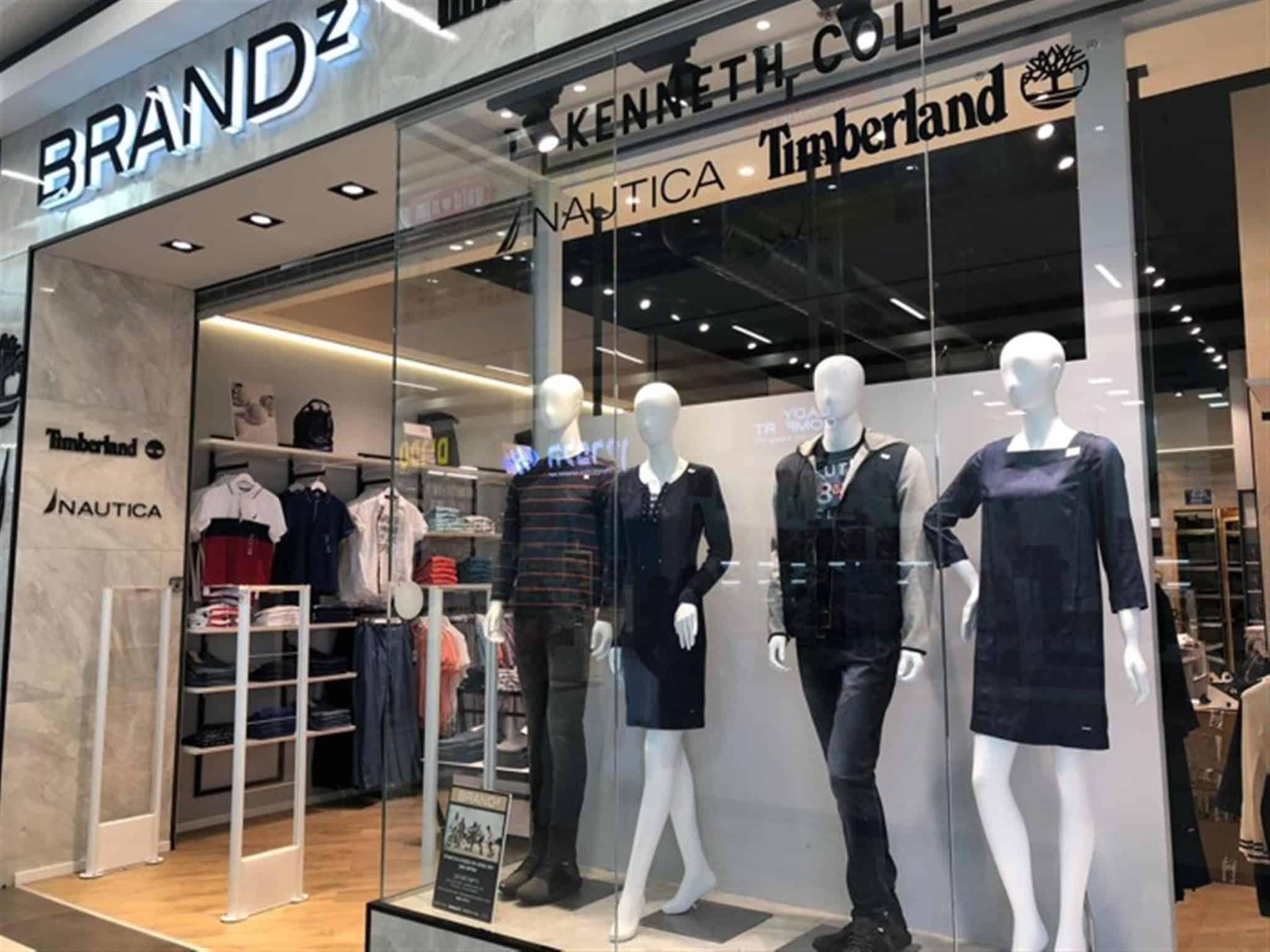 ירושלים: חנות דגל ראשונה מסוגה למותגי האופנה  נאוטיקה וטימברלנד תיפתח בקניון הדר