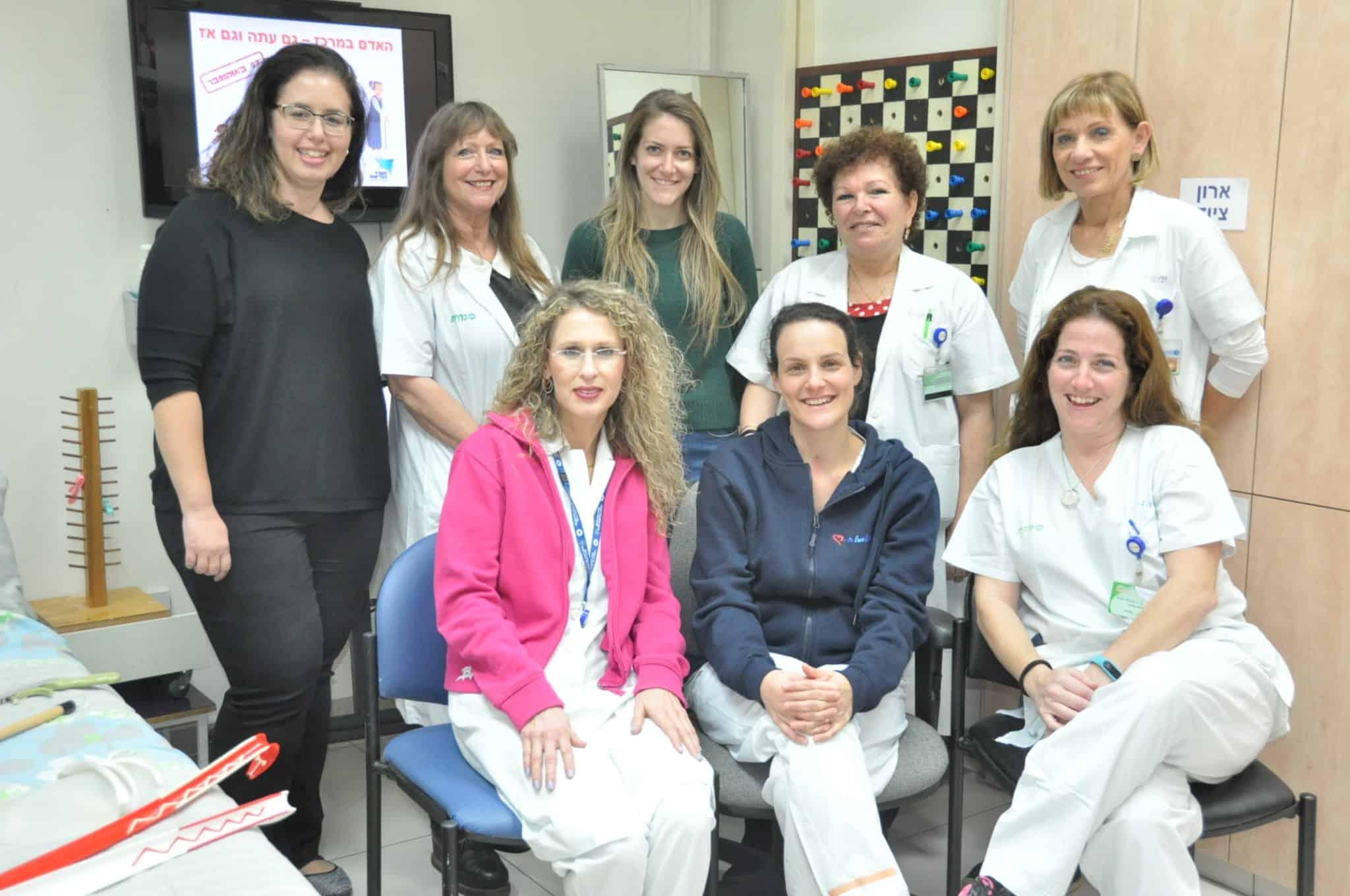 """ביה""""ח כרמל בחיפה: מקום ראשון בשביעות רצון של המטופלים"""