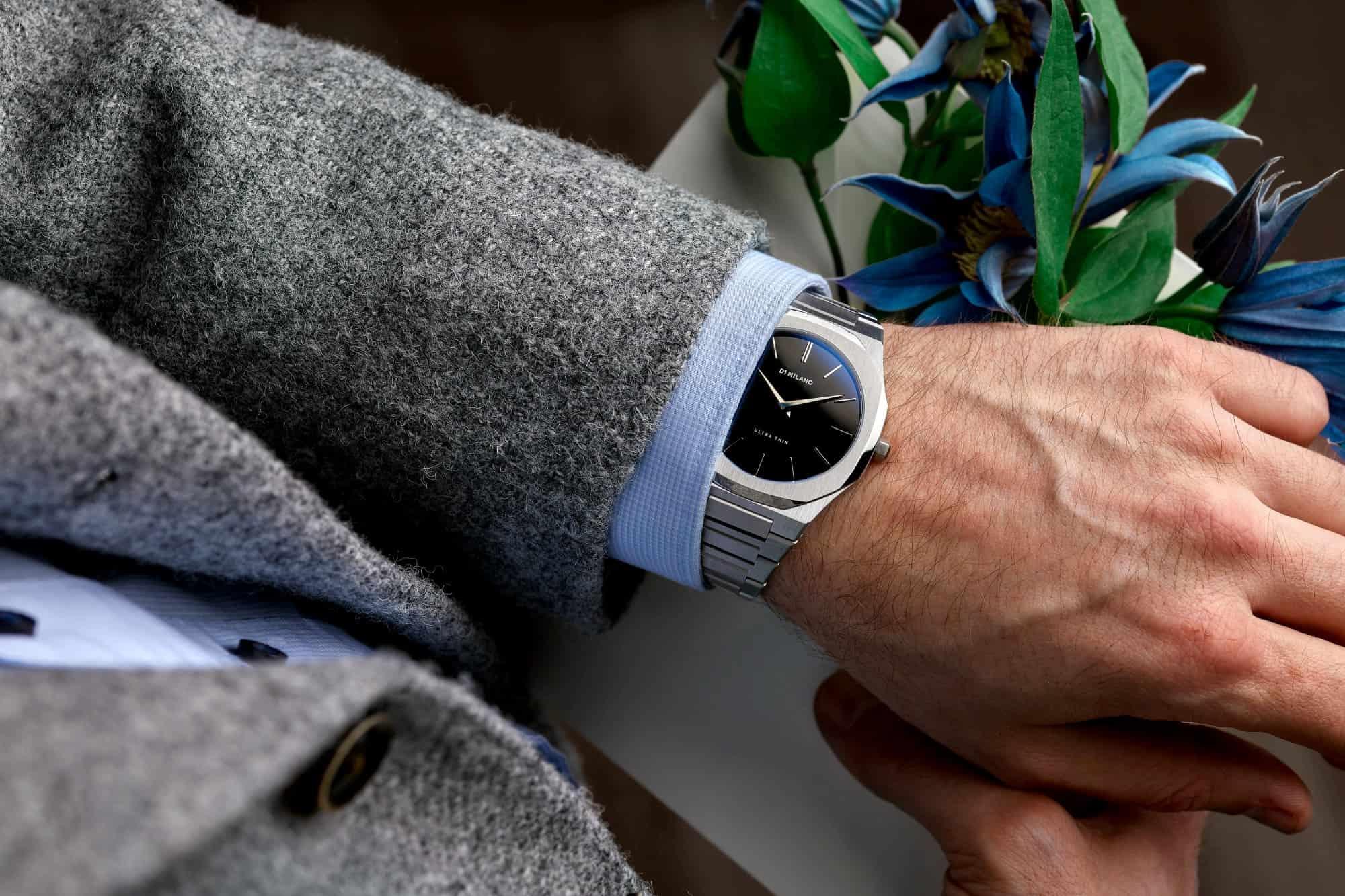 מותג השעונים D1 MILANO  מציג ליין בעיצוב יוקרתי ושיק איטלקי