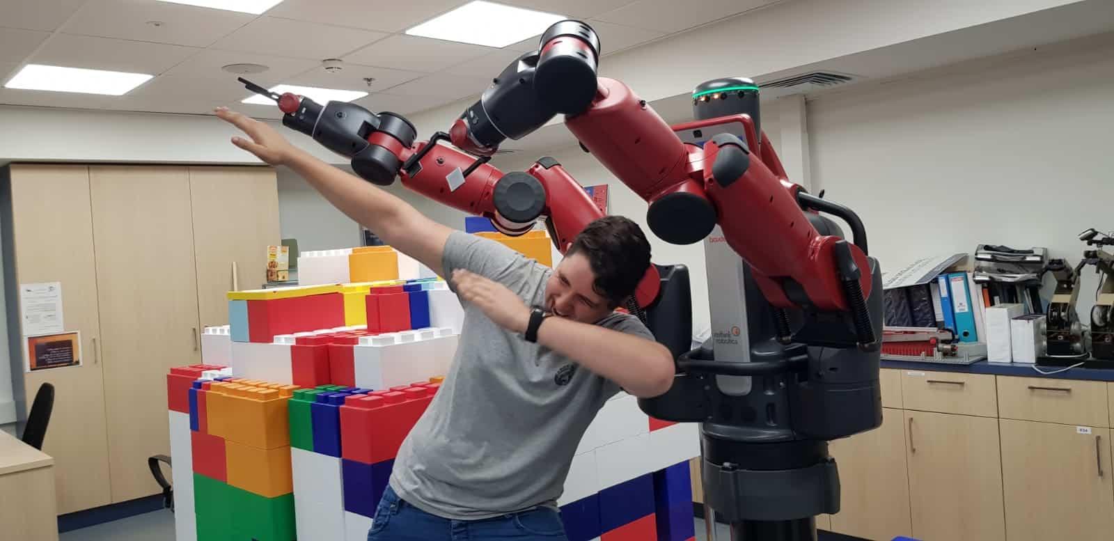 """תלמידי """"חוגים"""" ישתתפו בפרוייקט ללימודי רובוטיקה שפותח ב-MIT  שבבוסטון ובטכניון"""