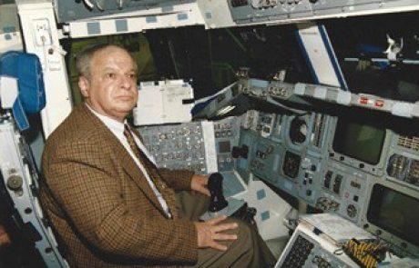 """נפטר מנכ""""ל סוכנות החלל לשעבר שנפגע קשות במהומות בעכו"""