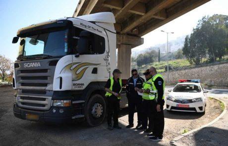 לראשונה בישראל:  אזור מופחת פליטות מתחבורה בחיפה