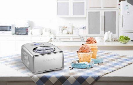 חדש: מכשיר ביתי להכנת גלידה