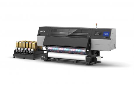 Epson :מדפסת לאופנה, ביגוד ספורט ושילוט ברוחב 76 אינץ׳