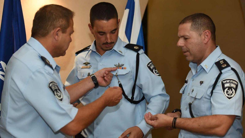 """אילת: יחידת יס""""מ חדשה של המשטרה"""