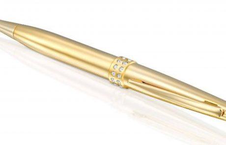 רשת אימפרס משיקה: קולקציית עטים יוקרתיים