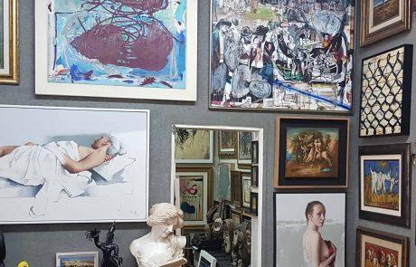 גלריית אלקרא: אחת הייחודיות באזור הצפון