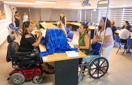 עיריית חיפה : יותר רגישות – יותר נגישות