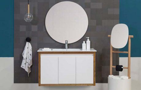 הצבע הלבן בחדר האמבטיה…