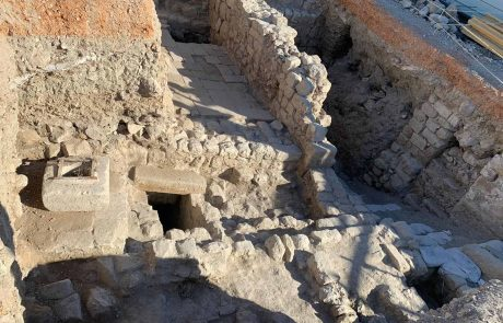 מנהרת הזמן- ממצא ארכיאולוגי נדיר התגלה במפתיע בצפת