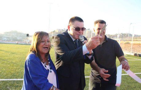 צפת: מרקו בלבול וג'ובני רוסו השתתפו באירוע החזרת הספורט לעיר