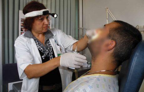 כרמל: שידרוג מחלקת א.א.ג – ניתוחי ראש וצוואר במרכז הרפואי
