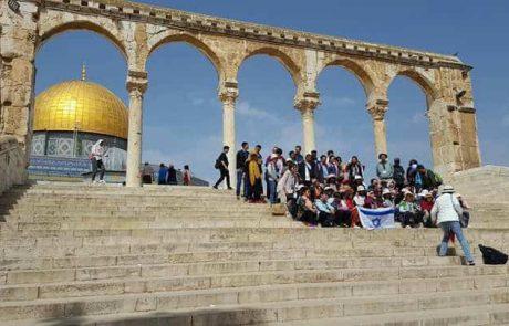 ארגון בצלמו: הרחקת יהודה גליק מהר הבית איננה חוקית