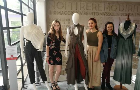 לראשונה תלמידות עיצוב אופנה מחיפה יציגו ביאנלה ברומא