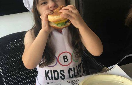 רשת BBB משיקה סדנאות בישול 'שף צעיר'  לילדים