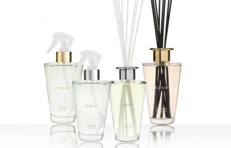 מפיצי ריח ומבשמי בדים ייחודיים