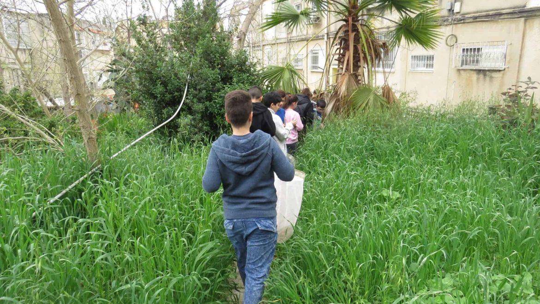קרית אתא: עוד בית ספר ירוק