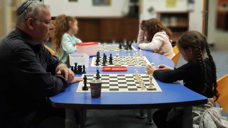 למועדון השחמט של קריית ים – דרושות בנות