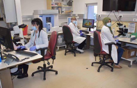 """ביה""""ח כרמל: המעבדות עברו את המבדק של מכון התקנים"""