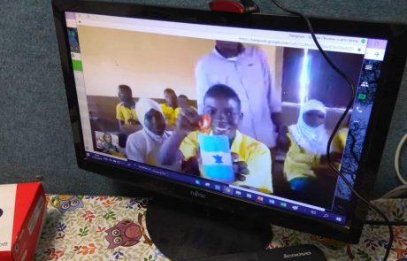 """ט""""ו בשבט: טקס נטיעות משותף בקרית ים ובגאנה"""