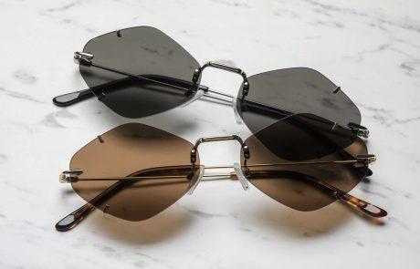 2 זוגות משקפי שמש ב-300 ₪ בלבד