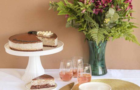 קפה ביגה משיק: עוגות גבינה ללא גלוטן