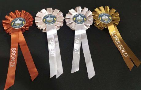 """מחלבת """"הנוקד"""" מהישוב גילון זכתה במונדיאל הגבינות שנערך בצרפת"""