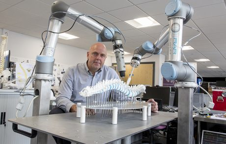 רובוט מיוחד ישפר את הדיוק בניתוחי גב