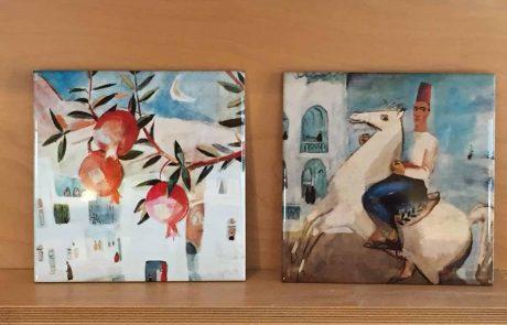 מתנות מיוחדות לשוחרי אמנות לשנה החדשה