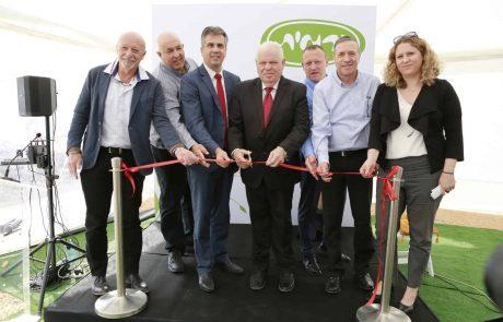 חברת כרמית מקימה מפעל חדש ומתקדם בצפון הארץ
