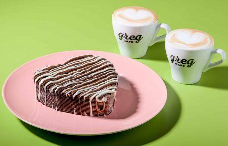 ברשת קפה גרג : קינוח של אהבה