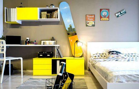 רהיטי דורון :קולקציית פריטי עיצוב שיחממו את חדרי הילדים והנוער