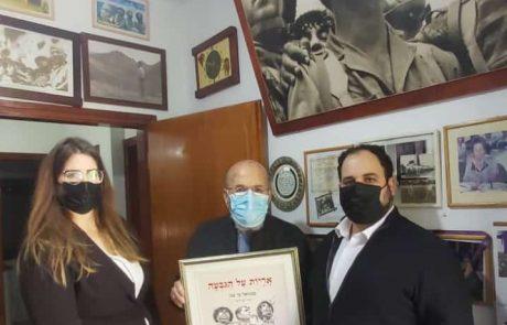 הצנחן ציגי כרסנטי, ממשחררי ירושלים תובע בגין הוצאת דיבה