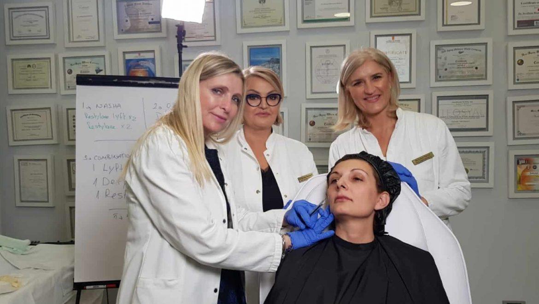 """ד""""ר להבית אקרמן נבחרה על ידי איגוד רופאי העור הסרבים לפתוח את חגיגות העשור"""