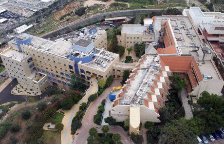חידוש בבית האבות הספרדי בחיפה: חדר סנוזלן