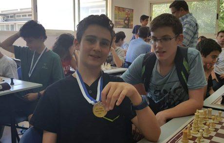 בשל שמירת השבת אלוף ישראל בשחמט ויתר על השתתפותו באליפות אירופה