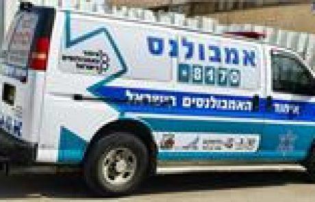 איחוד האמבולנסים בישראל שותפים למחאת השולמנים