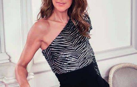 לוריאל פריז: דוברת חדשה הזמרת האגדית – סלין דיון