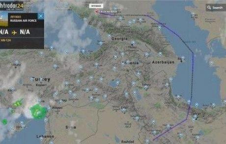 מטוס המטען הצבאי הגדול בעולם: כך מגיע לסוריה ה-S-300