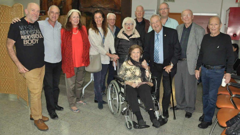 """ביה""""ח כרמל: זאנט דנקנר נבחרה שוב ליו""""ר עמותת הידידים"""