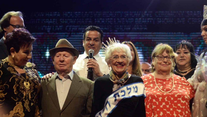 מלכת היופי של ניצולי השואה: טובה רינגר בת 93
