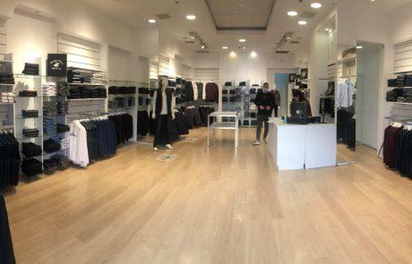 חדש: חנות פופ-אפ לגברים בוורלי הילס פולו קלאב בעופר בילו סנטר אאוטלט